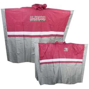 Alabama Crimson Tide Official Team Poncho