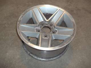 82 86 ALL 87 NOT RS PAINT Camaro Factory Aluminum 15x7 Wheel Rim / NO