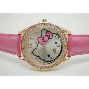 Miss Peggys, Hot Pink Classic Hello Kitty Surrounded by