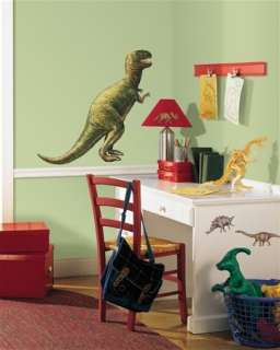 New Giant T REX DINOSAUR WALL DECAL Dinosaurs Room Stickers Boys