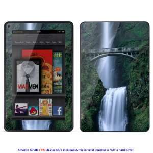 Skin sticker for  Kindle Fire case cover Kfire 685 Electronics