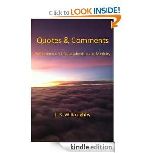 Start reading Quotes & Comments on your Kindle in under a minute