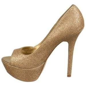 NIB Womens Shoes CARLOS SANTANA *SEXY* Stiletto Platforms Open Toe