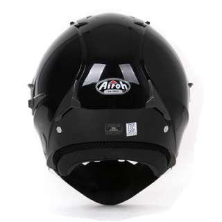 Airoh Modular Motorcycle Helmet Black J 105 SPORTS L
