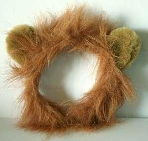 NEW* Lion Headband With Ears   Dress ups Costume