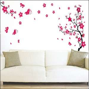CHERRY BLOSSOM Removable Wall Decal for any living space decor