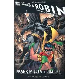 & Robin, The Boy Wonder, Vol. 1 [Hardcover] Frank Miller Books