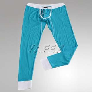 Colors Availabe Mens Thermal Winter Pants Strench underwear Long