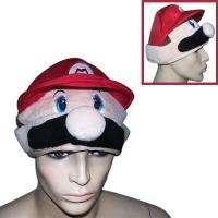 Super Mario Bros Cap Hat Cosplay New