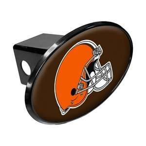 Cleveland Browns Trailer Hitch Cover with Pin Sports