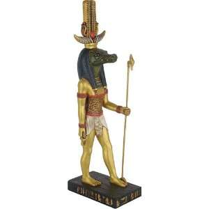 Sobek Crocodile Egyptian Statue Everything Else