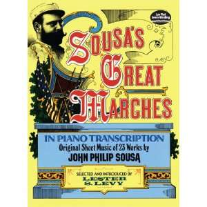 9780486231327) John Philip Sousa, Classical Piano Sheet Music Books