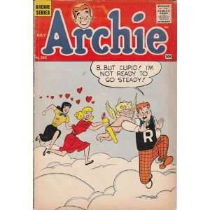 Comics   Archie #111 Comic Book (Jul 1960) Very Good Everything Else