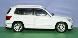 Mercedes Benz GLK Class 143 diecast metal model