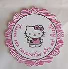 Hello Kitty Large Pink Gift Bags   Lot of 10