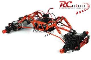 HSP RADIO REMOTE CONTROL 4X4 4WS RC ROCK CRAWLER TRUCK★