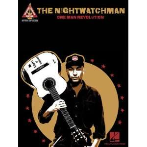 with notes and tablature) (9781423452577) The Nightwatchman Books