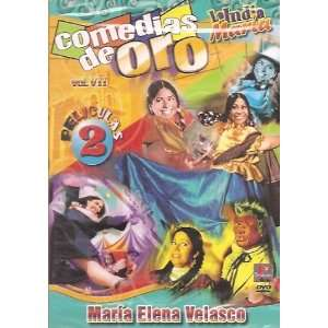 Comedias De Oro India Maria 7: Movies & TV