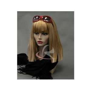 Female Mannequin Head Flesh Tone Pretty make up Arts, Crafts & Sewing