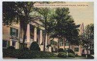 1939 STAUNTON VA Mary Baldwin College Girls School