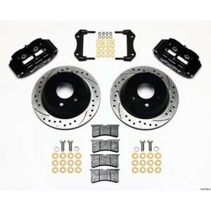 WILWOOD 140 9188 D Big Brake Truck Rear Kit Automotive