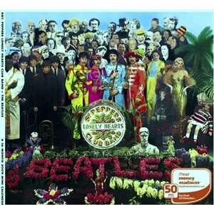 Sgt. Peppers Lonely Hearts Club Band 2009 Calendar Office