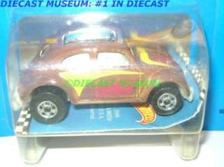 VW VOLKSWAGEN BEETLE BUG CONVERTABLES HOT WHEELS RARE!!