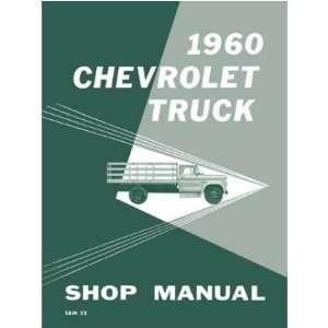 CHEVY PICKUP TRUCK Shop Service Repair Manual Book