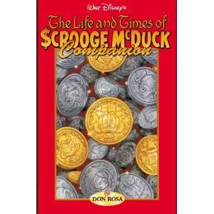 of Scrooge McDuck Companion Vol 2 (Life and Times of Scrooge McDuck