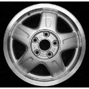 ALLOY WHEEL audi A6 95 98 S6 95 15 inch: Automotive