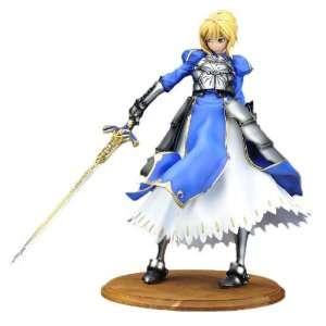 Fate/stay Night 1/4 Scale PVC Figure Saber Real Arrange