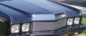 CHEVY IMPALA 1973 CUSTOM BILLET GRILLE GRILL UPPER