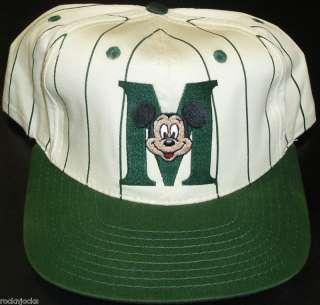 Mickey Mouse Vintage Snapback hat 90s Retro Disney