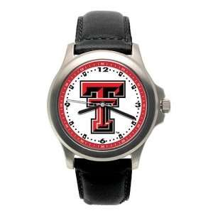 Texas Tech Red Raiders Mens NCAA Rookie Watch (Leather