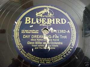 GLENN MILLER Day Dreaming 1941 Bluebird 78