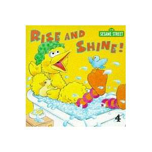 Sesame Street Rise and Shine Pb (9780749733636