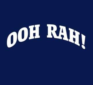OOH RAH usmc army navy seals marine T Shirt 3XL XXXL