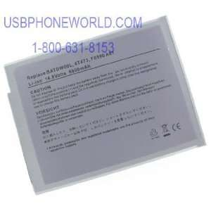 Li ion Battery ULDEI1100L for Dell Inspiron 1100 series