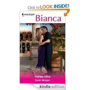 Planes rotos (Spanish Edition) Sarah Morgan  Kindle Store