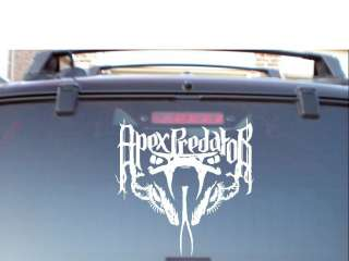 RANDY ORTON APEX PREDATOR RKO WWE WWF NEW T SHIRT LOGO 7YR VINYL DECAL