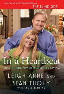 In a Heartbeat by Leigh Anne Tuohy, Sean Tuohy, Sally Jenkins