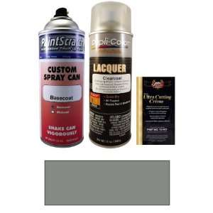 12.5 Oz. Dover Gray Metallic Spray Can Paint Kit for 1990 Dodge
