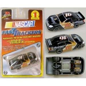 Life Like 9047 Biffle 16 NASCAR Ford HO Slot Car Toys
