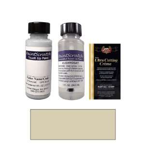 1 Oz. Beige Mica Pearl Metallic Paint Bottle Kit for 2010