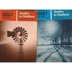 Studies in Matthew Meet your king (Bible knowledge series