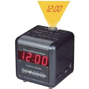 New Mini Gadgets Nitespy 520 Dual Band AM/FM Clock Radio
