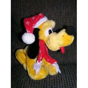 Dog with Knit Hat and Scarf from Disneyland / Walt Disney World Parks