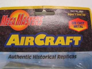 Mega Masters Air Craft die cast American Airlines repli