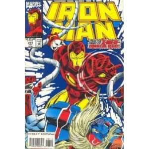 Iron Man, Vol. 1, No. 297, Oct 1993 John Byrne Books