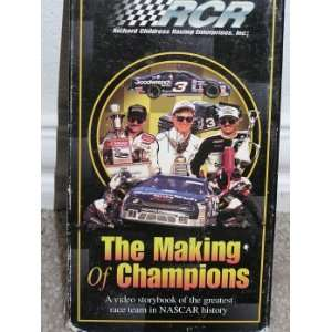 Richard Childress Racing Enterprises: Richard Childress Racing: Movies